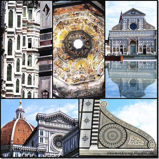 collage chiese firenze1