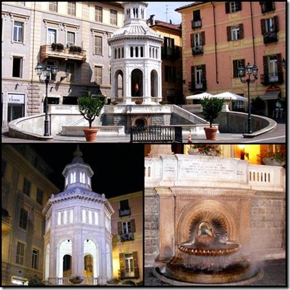 collage fontana