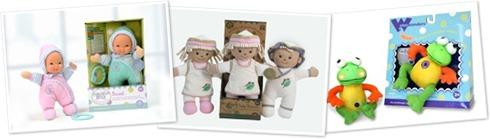 View Goldberger Company Dolls