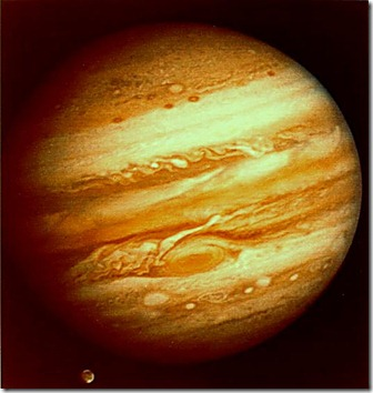 Jupiter as seen by Voyager by NASA - Copy