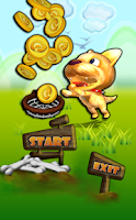 Screenshot of Dog Coin Push