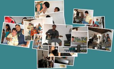Exibir Gravação - CD Banda Na Fé