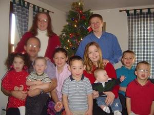 Christmas pic 2004