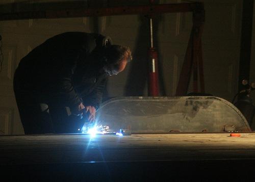 Vance welding