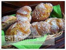 """Pan artesano y totalmente casero para """"DUMMIES"""". Mi pan"""