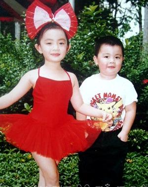 Xuân Mai và em trai, Rich Tuấn Anh