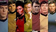 Tripulantes de Star trek