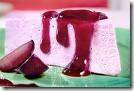 Mousse de uva