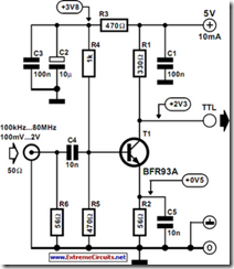 Sine_Wave_to__TTL_Converter_Circuit_Diagram