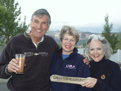 Graham Kerr, Nancy and Treena - Fruita, CO