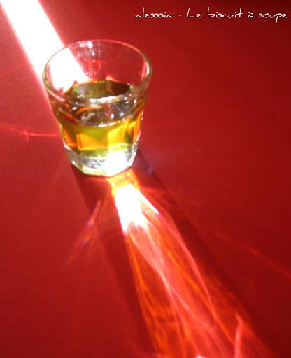 Liquore al basilico