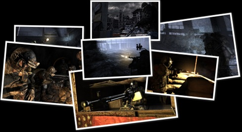 View Metro 2033 Screenshots