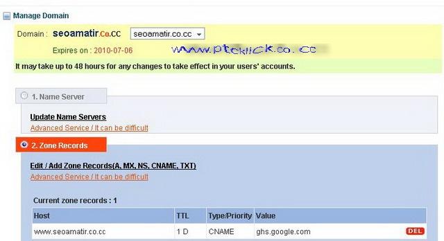 domain co.cc gratis 10