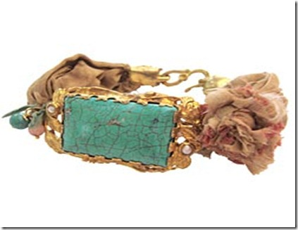 Turquoise bracelet from TP
