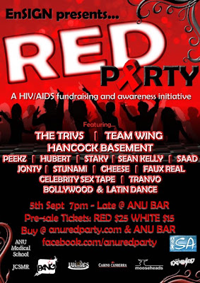 ANU Red Party