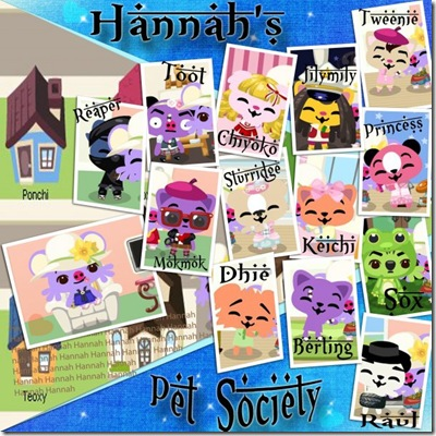 Hannah's Friends
