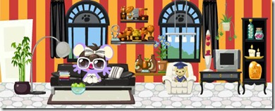 Hannah's Living Room