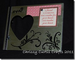 mayberry friend pic frame