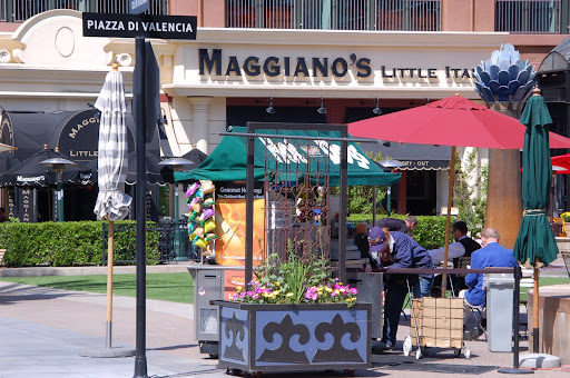 Maggiano's Little Italy - Restaurants, Reception Sites - 3055 Olin Avenue #1000, San Jose, CA, United States