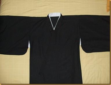 Kimono shinigami shihakusho