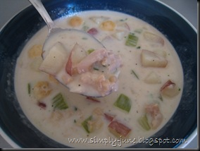 Clam Chowder-5