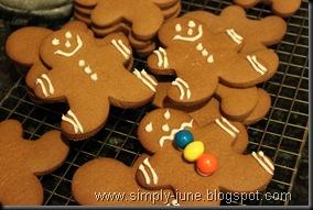 Gingerbreanman