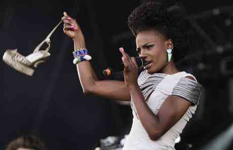 Shingai Shoniwa the Noisettes will perform at the Prince