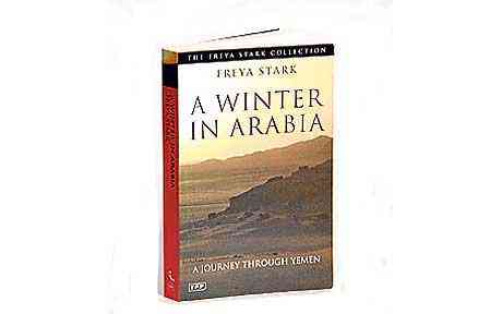 A Winter in Arabia - transport book reviews