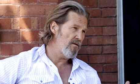 Jeff Bridges as the