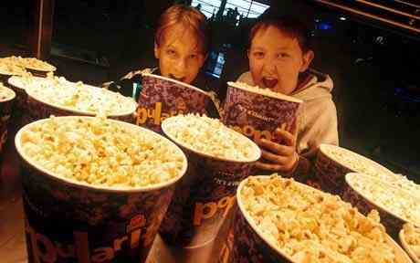 Head of Sony calls for healthier pick to popcorn in cinemas