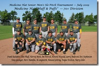 Medicine Hat Senior Mens Slo Pitch Tournament Jul 11, 2009 001F
