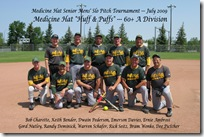 Medicine Hat Senior Mens Slo Pitch Tournament Jul 11, 2009 056F