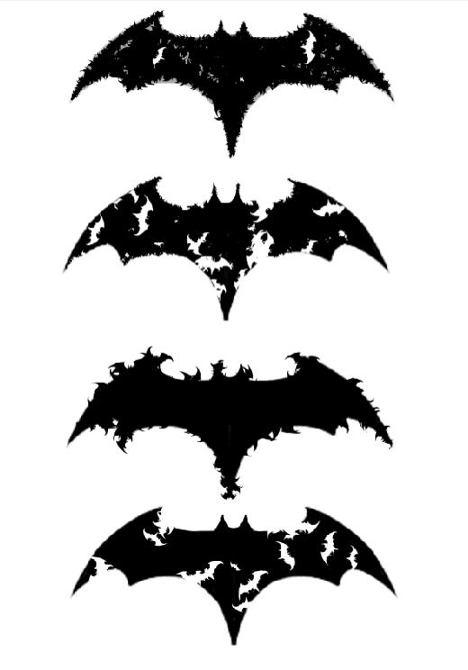 Batman Logo Tattoos Arm batman symbol  16  - seourpicz