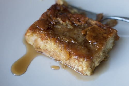 mrs harding cooks: Creme Brulee French Toast
