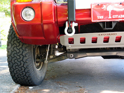 Superlift Front Axles