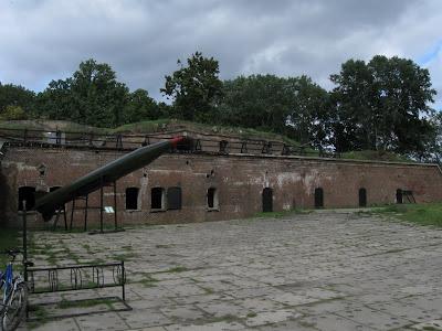 Fort Zachodni - galeria fortu
