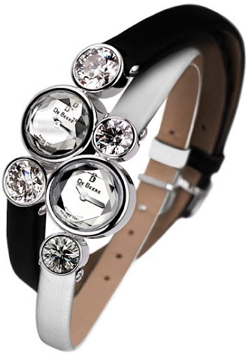 De Beers Forever Two Watch