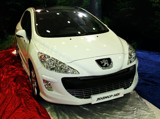Peugeot 308 MCP