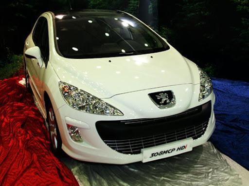 Peugeot 308 MCP