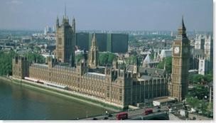 Londra parlamento