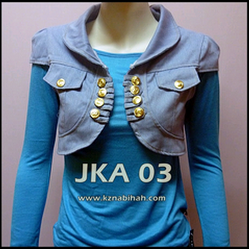 Mini Jacket Jeans by Trendy Shawl