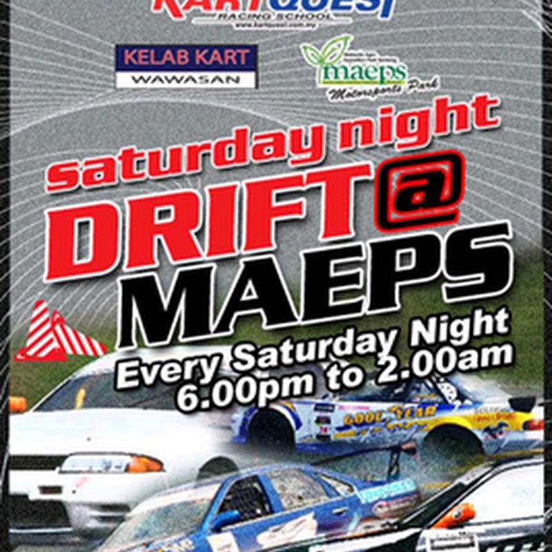 Saturday Night Drift