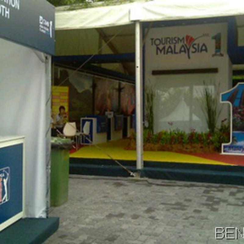 Live dari CIMB ASIA PACIFIC CLASSIC MALAYSIA