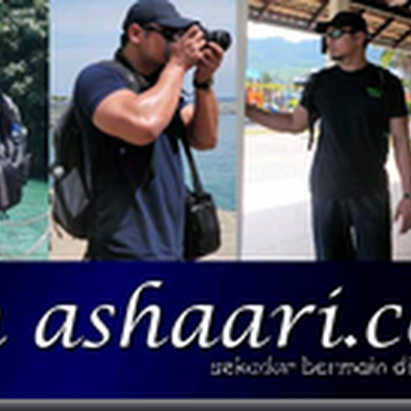 Blogger in da house : Khas buat blogger baru ..