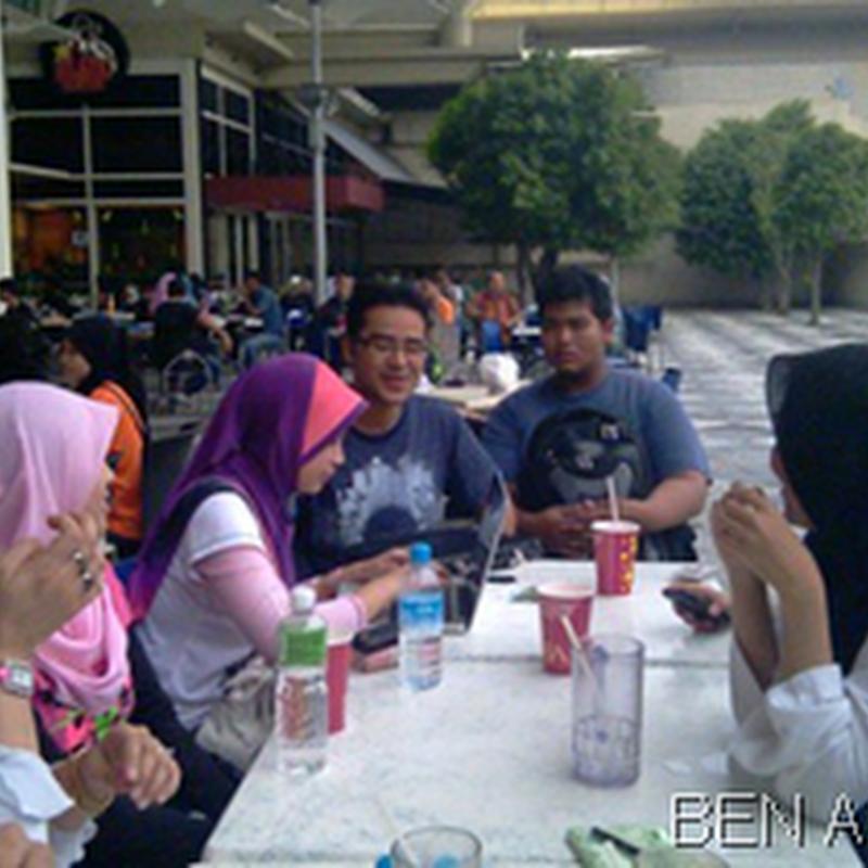 Bloggers @ Alamanda ..