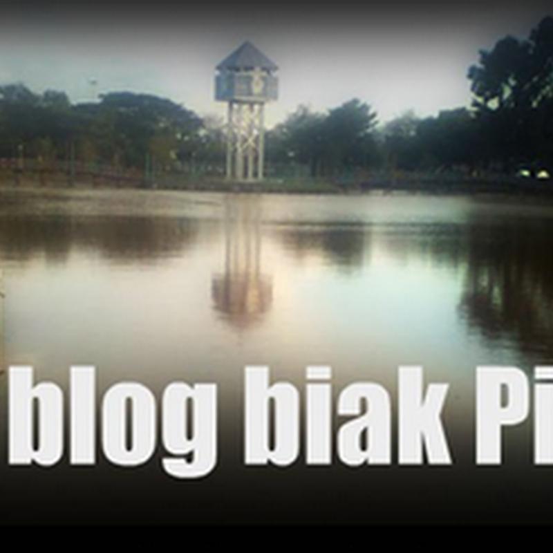 Blog pilihan petang ...
