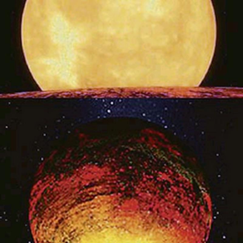 Planet 10b seakan bumi
