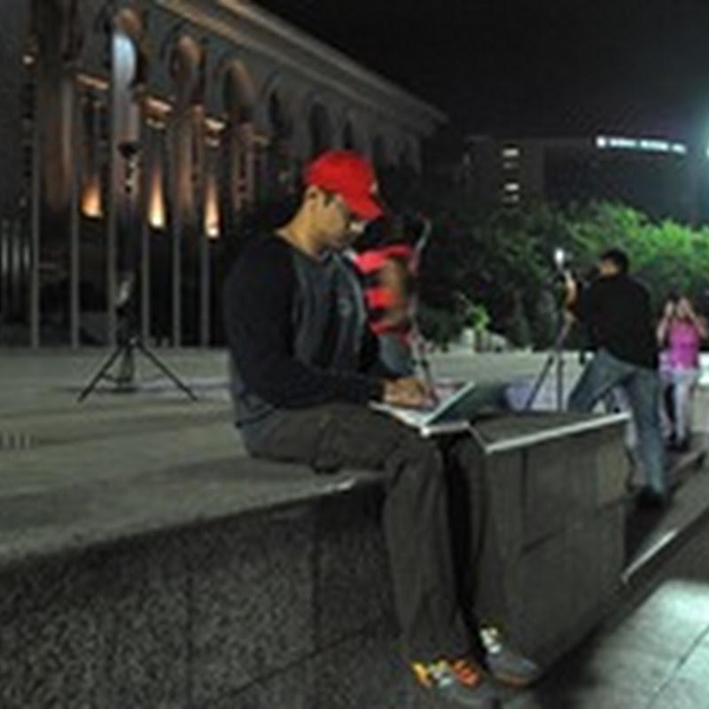 Disebalik tabir pembikinan video bersama 1TUBE.MY