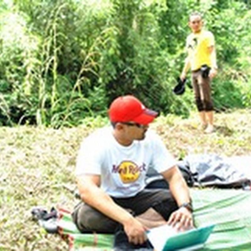Projek Durian @ Dusun Simpang Empat , Tanjung Malim ..