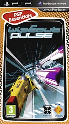Wipeout Pulse Essentials (PSP)